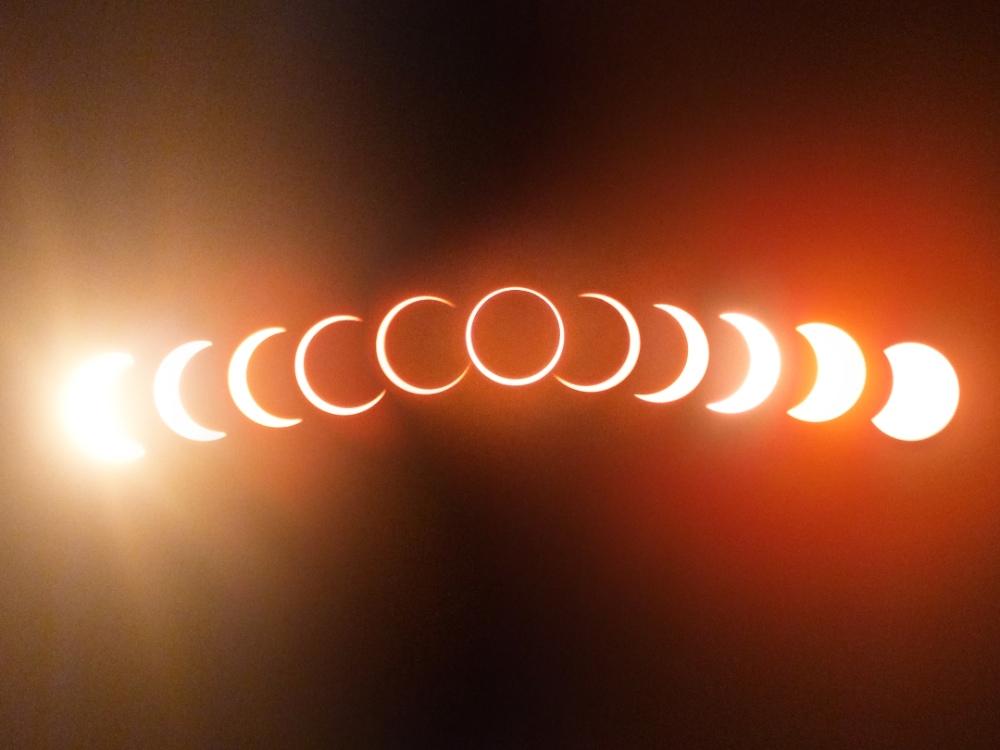 Майк Хэнкок солнечное затмение