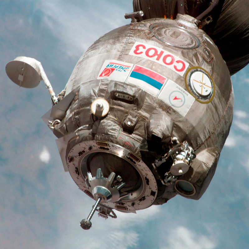 NASA,Союз, $ 70 млн за посадочное место в российском космическом аппарате