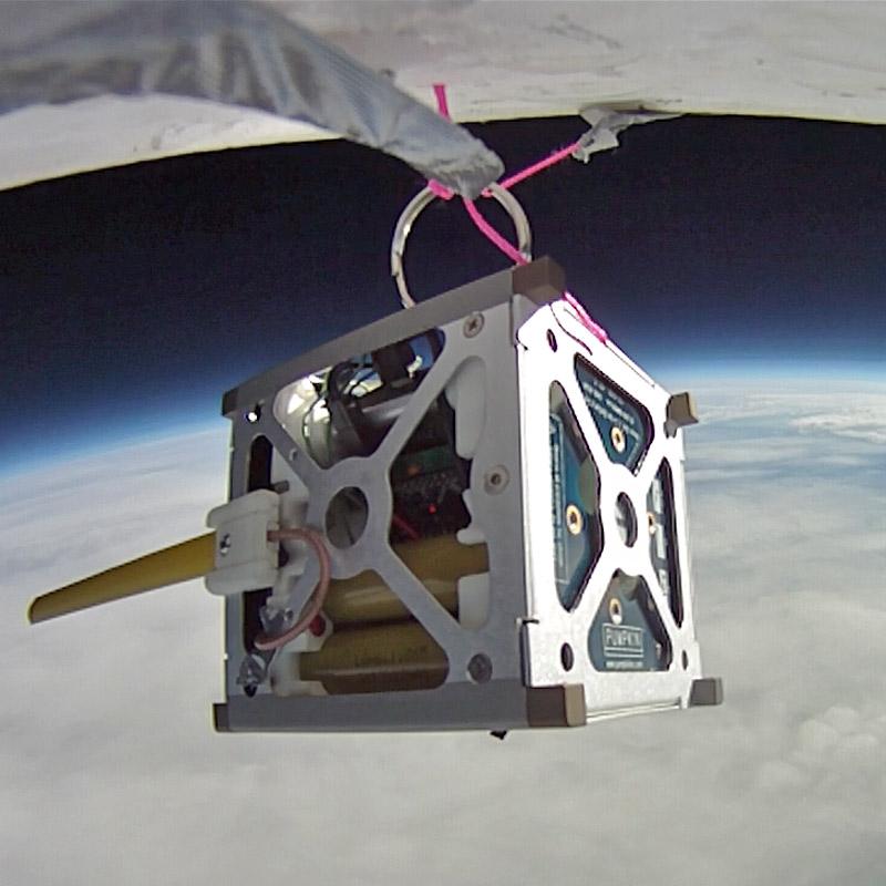 NASA,Android,спутник, Крошечные спутники на базе Android