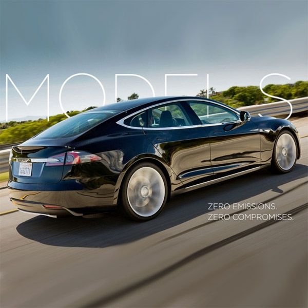 Tesla,электромобиль,Mercedes,Audi,BMW, Продажи Tesla обогнали Mercedes, BMW и Audi
