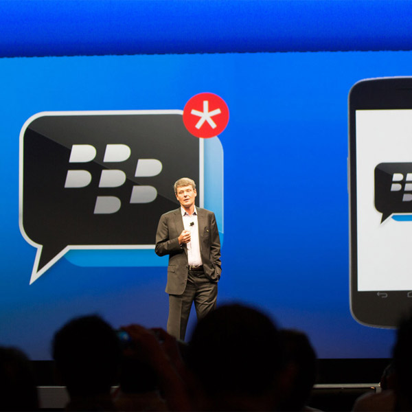 BlackBerry, BBM, Android, iOS, приложения, BlackBerry выпустит BBM для Android и iOS уже летом