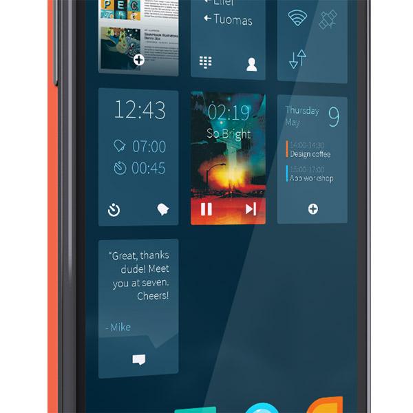 Jolla, Sailfish, смартфоны, Финны представили смартфон Jolla на базе ОС Sailfish