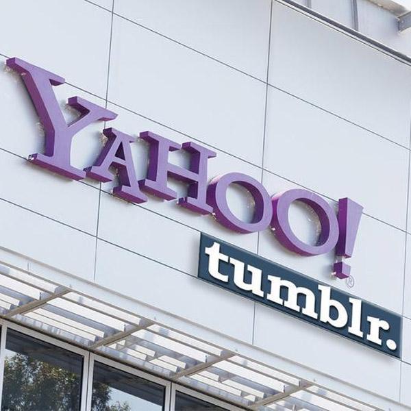Yahoo, Tumblr, Марисса Майер, Yahoo покупает Tumblr и увеличивает показ рекламы