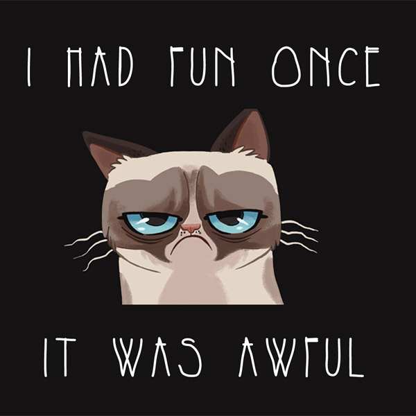 Grumpy Cat, Webby Awards, Grumpy Cat (угрюмый кот) признан мемом года