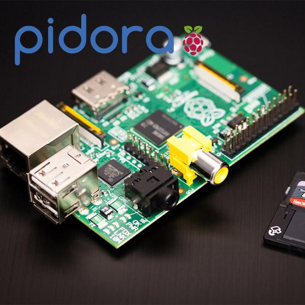 Linux, pidora, Raspberry Pi, Встречайте: дистрибутив Linux - Pidora для мини-компьютера Raspberry Pi