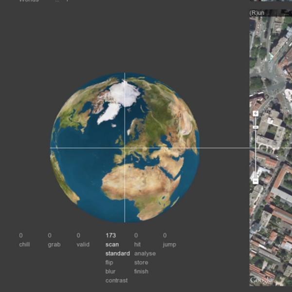 Google, картография, алгоритмы распознавания, распознавание лиц, GoogleFaces: алгоритм сканирования Карт в поисках похожих на лица ландшафтов