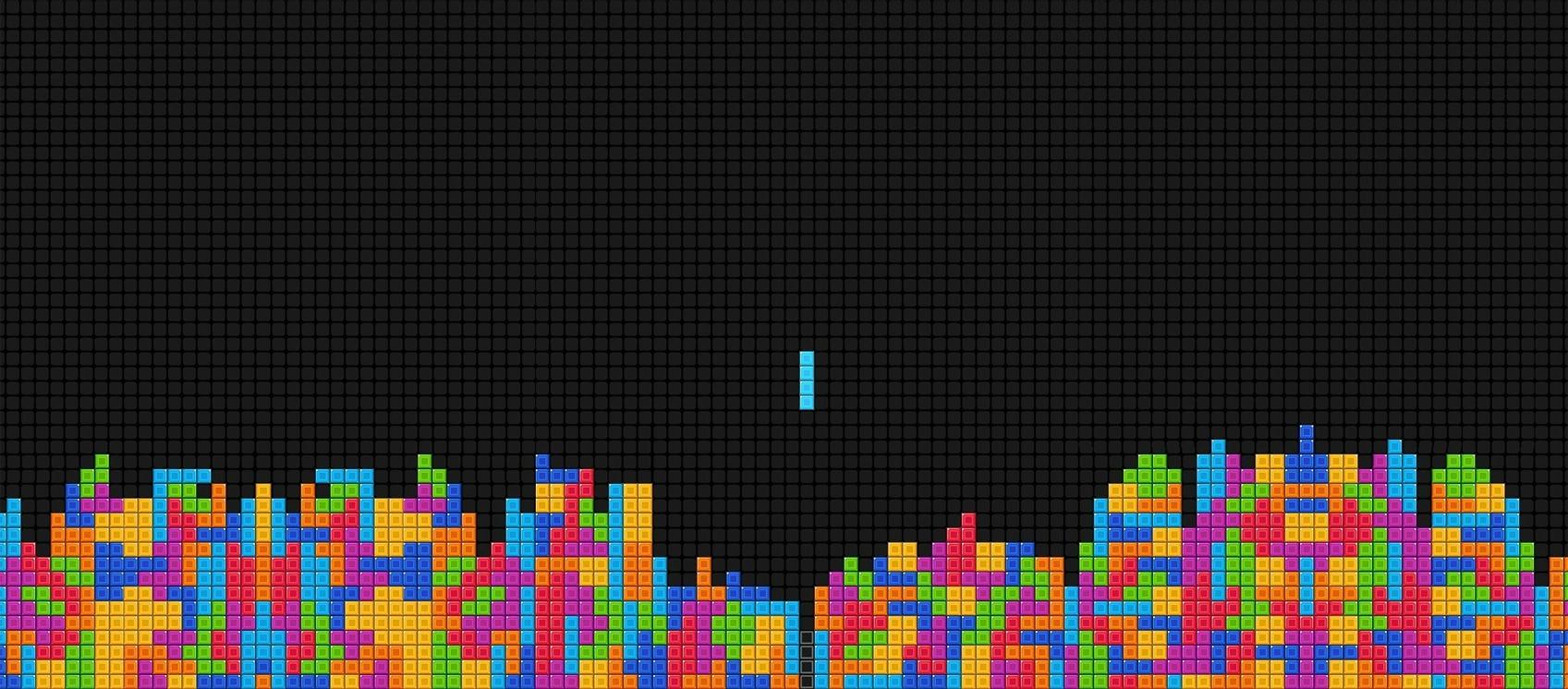 Алгоритм, который умеет рисовать изображения, играя в Тетрис