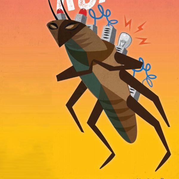 Kickstarter,RoboRoach,робот,таракан, Поучаствуй в создании первого коммерческого таракана-киборга