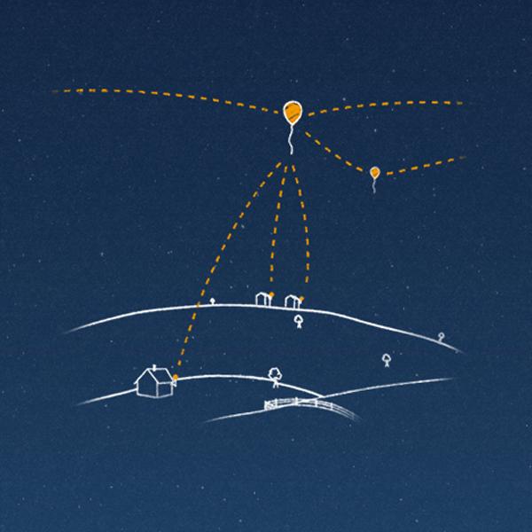 Google,Loon,3G, Project Loon — интернет на воздушных шарах для всего мира