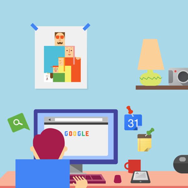 Apple, Google, iOS, дизайн, Сравнение подхода к дизайну в Google и Apple