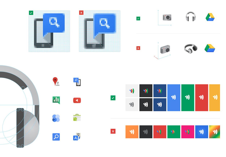 Google гайдлайн дизайн