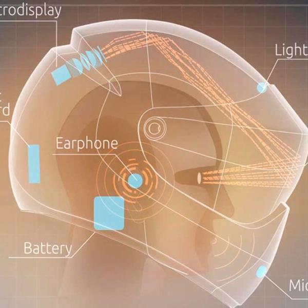LiveMap,мотоцикл,шлем,концепт,прототип, Умный мотоциклетный шлем от отечественных разработчиков