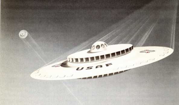 Проект Avro1794 1956 год