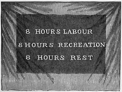 8-ми часовой рабочий день