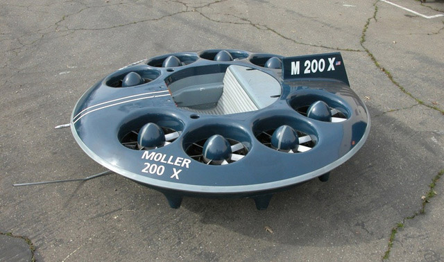 Moller M200X, M200G Volantor