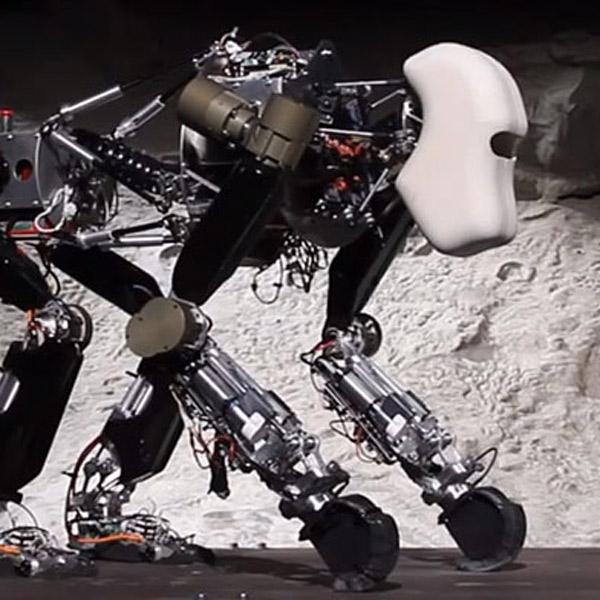 роботехника, робот, бионика, Немцы из DFKI разработали робота «обезьяну»