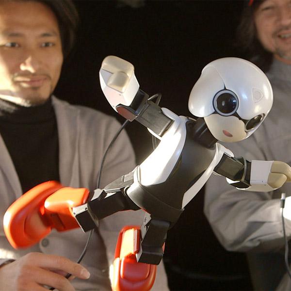 Робот, полет в космос, роботехника, Космическое путешествие Kirobo