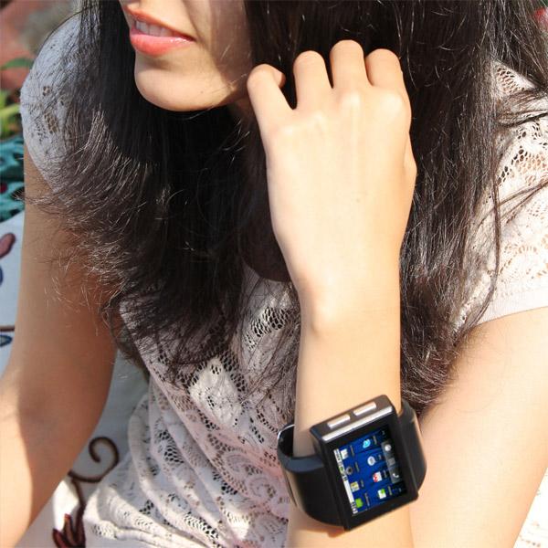 Android, SmartWatch, концепт, androidly, Подростки опередили технологических гигантов и создали первые умные часы