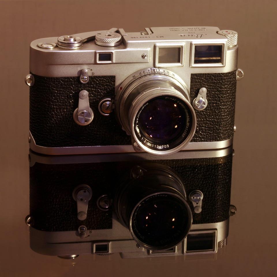 фотоаппарат Leica M3