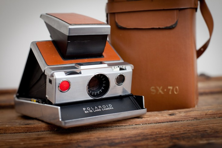 Камера Polaroid Land SX70