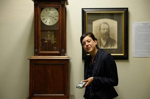 Часы Беверли