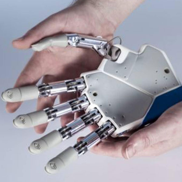 prosthetic hand technologies 3d-printed prosthetic limbs: the next revolution in medicine as 3d printing continues to transform manufacturing, doctors are hoping it could also help the 30 million.