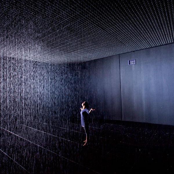 инсталляция,погода,природа, Погодные инсталляции, воссоздающие туман, снег и бурю