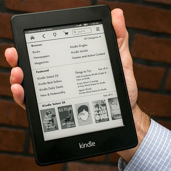 Amazon, Kindle Paperwhite, reader, Amazon представила новое поколение Kindle Paperwhite
