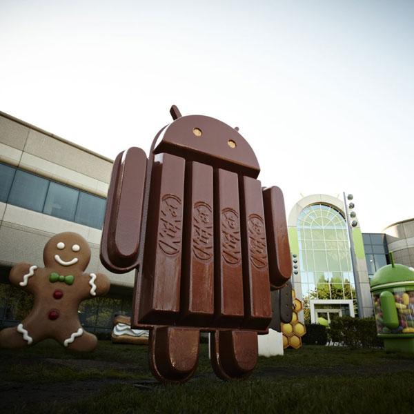 Google, Android, Google представила сладкое обновление