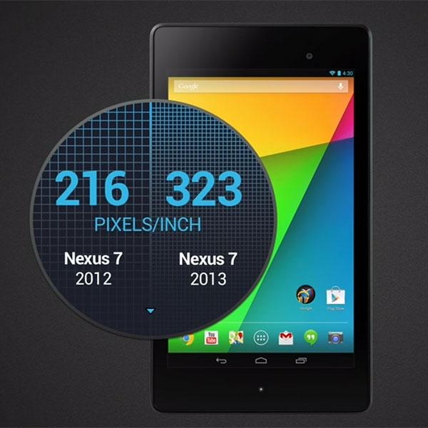 Nexus 7, планшет, Android, Новый Nexus 7 — добро пожаловать в Россию