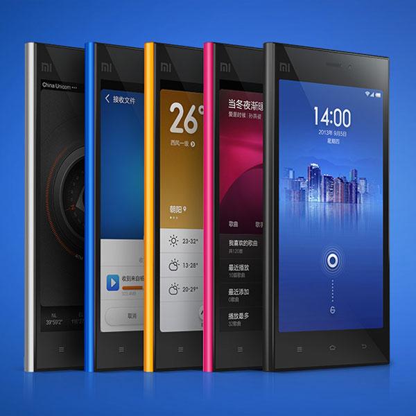 Xiaomi, китайский смартфон, смартфоны, Xiaomi MI3 — мощь по привлекательной цене