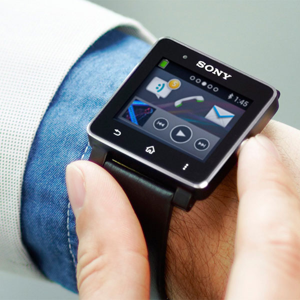 Sony, SmartWatch, Sony SmartWatch 2 задерживается