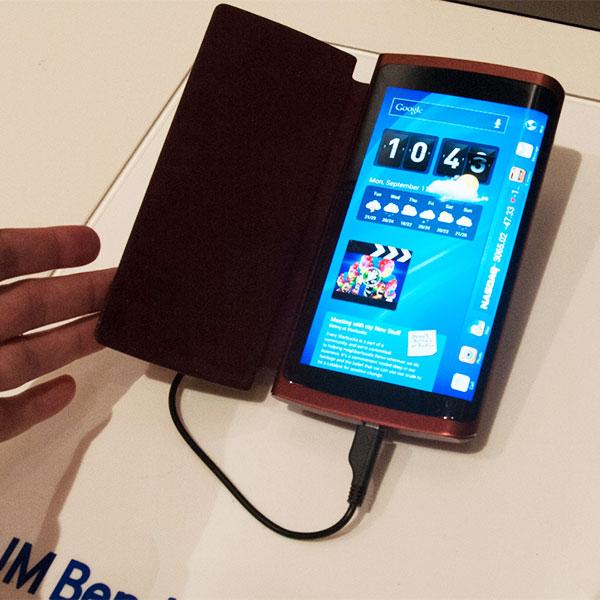 Samsung, гибкий дисплей, смартфоны, Смартфону Samsung с изогнутым дисплеем быть