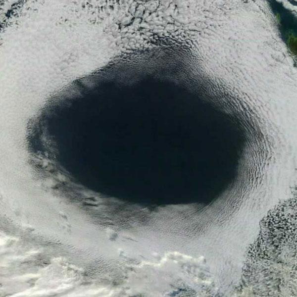 черная дыра, океан, климат, «Черные дыры» в океане: водовороты, из которых невозможно выбраться