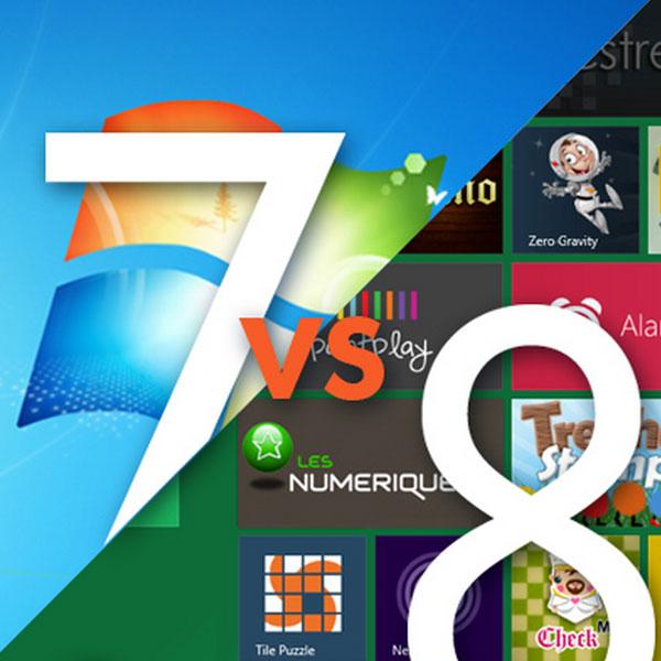 Windows, Windows 7, Windows 8, Windows 7 впервые оказался прибыльнее Windows 8