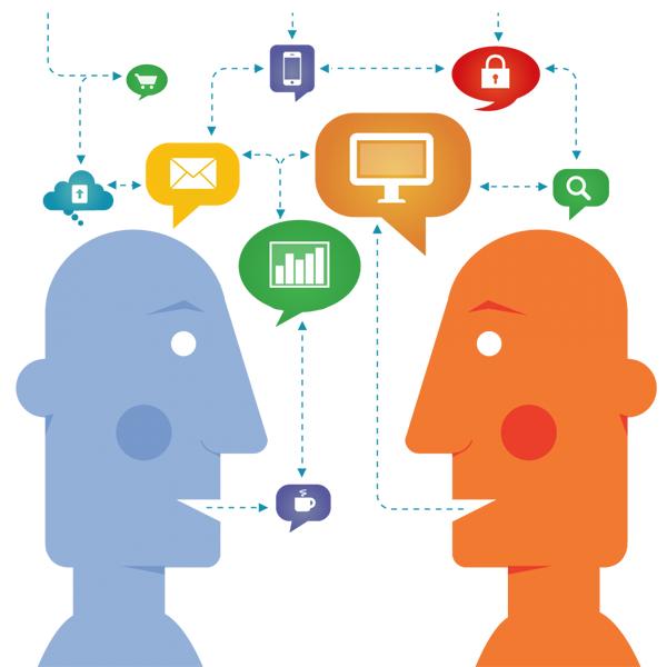 коммуникация, общение, 7 составляющих эффективного общения