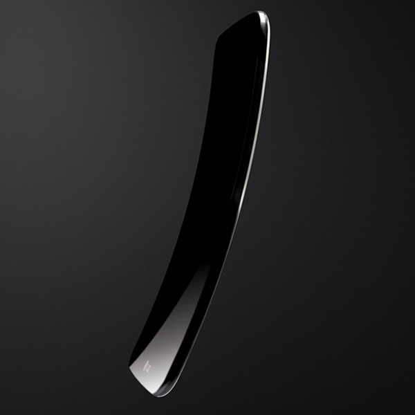 Samsung, LG, LG G Flex искривлен иначе, чем Galaxy Round