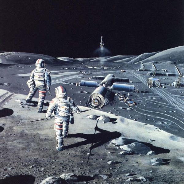 Марс, экспедиция, Пилотируемая экспедиция к Марсу станет началом «нового» человечества