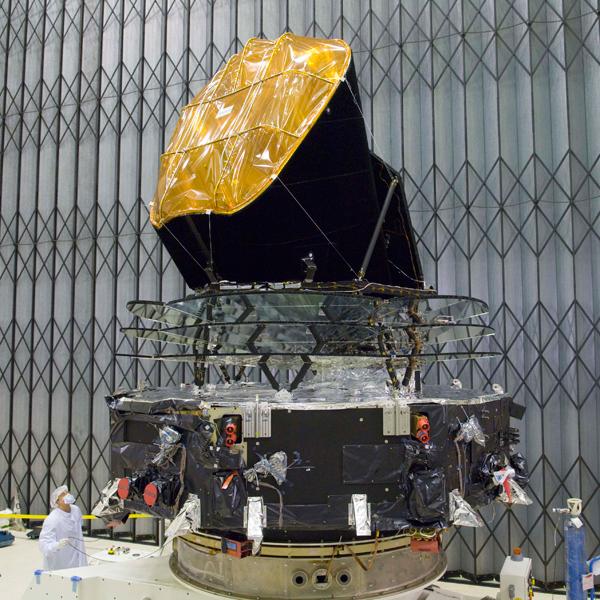 Вселенная, Планк, космос, Европейский телескоп Планк уходит на пенсию