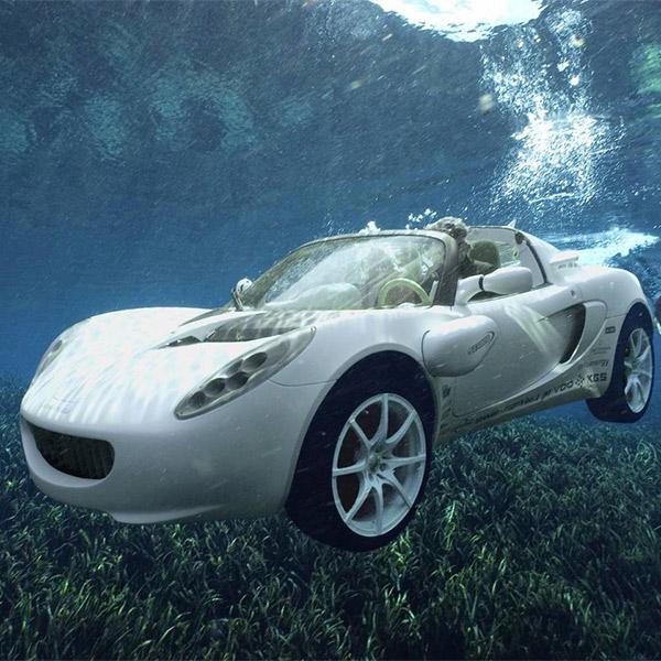 Элон Маск, субмарина, Автомобиль-субмарина из фильма об агенте 007 может стать реальностью