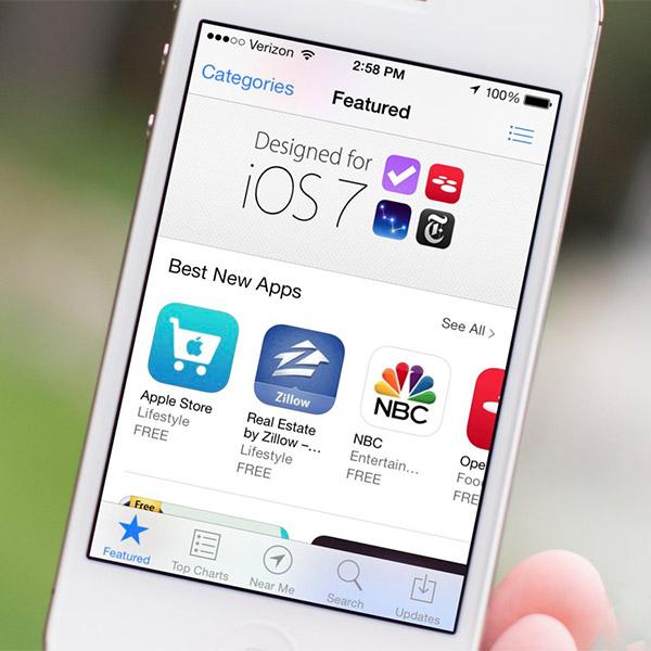 Apple, iOS, Apple обновила iOS 7, устранив ряд серьезных проблем