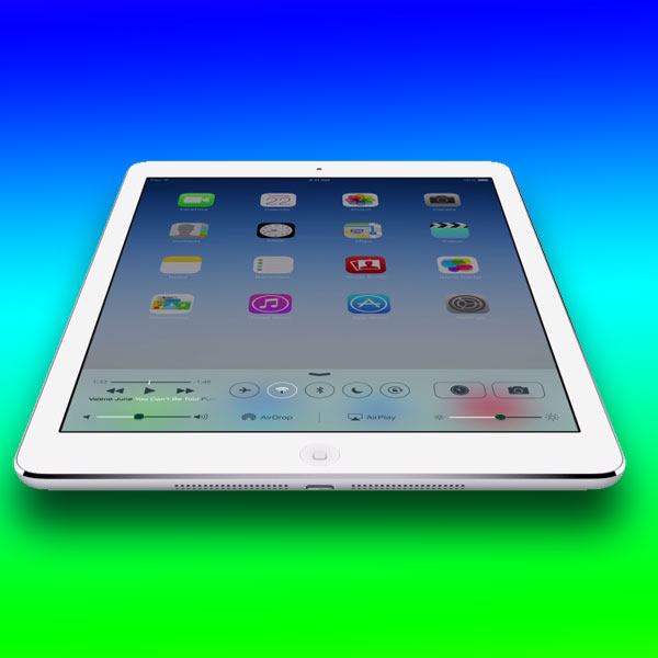 Apple, iPad, планшеты, Apple представила iPad Air и новый iPad mini