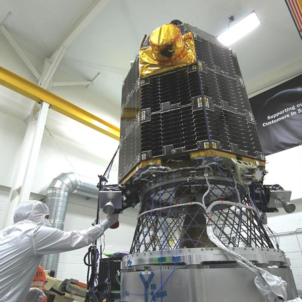 NASA, LADEE, LLCD, Лазер установил новый рекорд скорости передачи данных