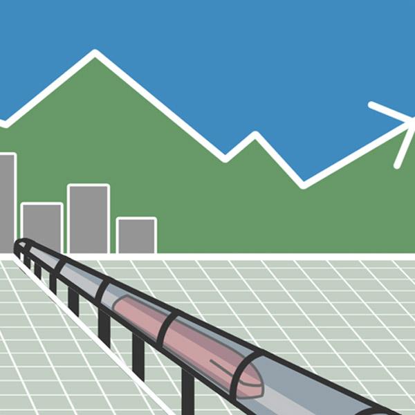 Hyperloop, Элон Маск, Уже через 2 года Hyperloop может принять первых пассажиров