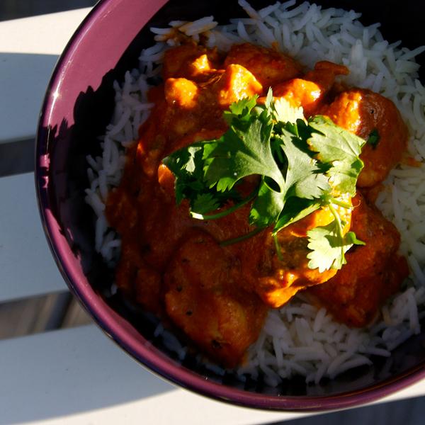 эстетика, еда, физика, Идеальное сочетание риса и соуса