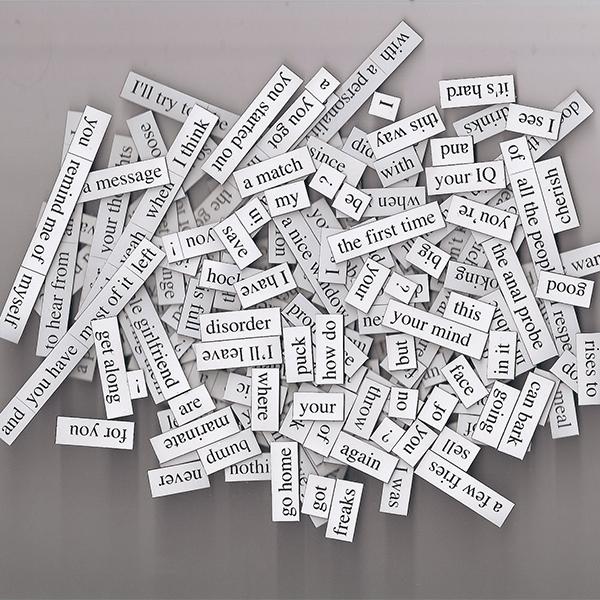 статистика, Названы самые популярные слова Интернета и печатных изданий