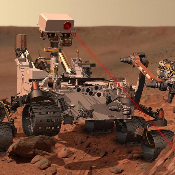 Curiosity, Марс, Curiosity внезапно перезагрузил ПО