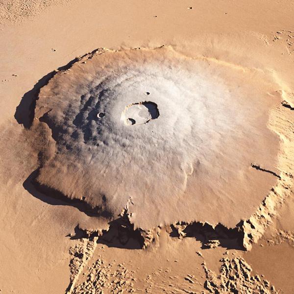 Марс,MAVEN, Как выглядел Марс 4 миллиарда лет назад