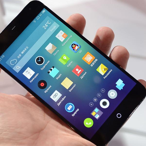смартфоны, Meizu, Рекордная «память» Meizu MX3