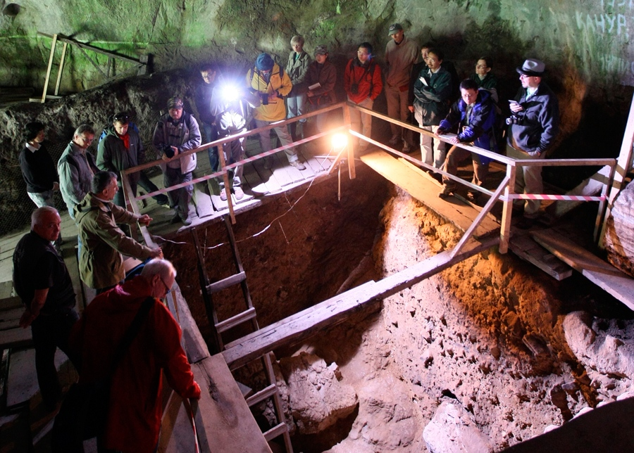 денисова пещера предок человека сибирь